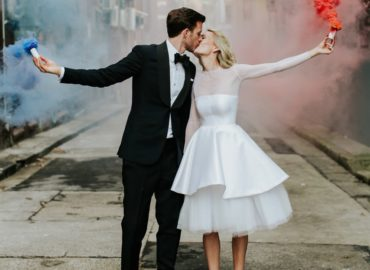 Independence Day-inspired wedding ideas